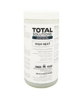 Total Solutions 616 High Heat, (6) 2# Jars