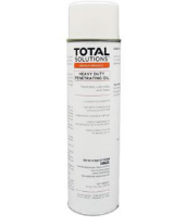 Total Solutions 8100 Heavy Duty Penetrating Oil, 20 oz can, 20 oz net wt. 12/Cs
