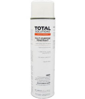 Total Solutions 8101 Multi-Purpose Penetrant, 20 oz can,17 oz net wt. 12/Cs