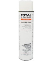 Total Solutions 8102 Silicone Lube, 20 oz cans,13 oz net wt. 12/Cs