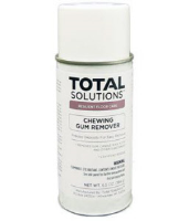 Total Solutions 8104 Chewing Gum Remover, 12 oz can,6.5 oz net wt. 12/Cs