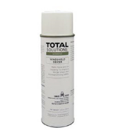 Total Solutions 8209 Windshield Deicer, 16 oz can, 12.4 oz net wt. 12/Cs