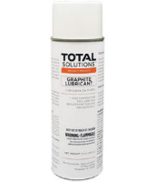 Total Solutions 8211 Graphite Lubricant, 16 oz can, 12 oz net wt. 12/Cs