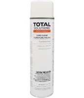Total Solutions 8303 Lemo-Shine Furniture Polish, 20 oz can, 17 oz net wt. 12/Cs