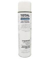 Total Solutions 8305 All-Purpose Spray Cleaner, 20 oz can, 19 oz net wt 12/Cs