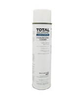 Total Solutions 8306 Stainless Steel Cleaner, 20 oz can, 15 oz net wt. 12/Cs