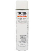 Total Solutions 8307 Vandal Mark Remover, 20 oz can, 19 oz net wt. 12/Cs