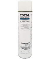 Total Solutions 8312 Glass Cleaner (Aerosol), 20 oz can, 19 oz net wt. 12/Cs