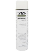 Total Solutions 8378 Orange Away - Aerosol, 20 oz can, 15 ozs net wt. 12/Cs