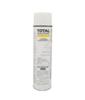 Total Solutions 8422 Foaming Lemon Scented Cleaner/Disinfectant, 20 oz can, 19 oz net wt. 12/Cs