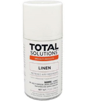 Total Solutions 8426 Linen Metered Air Freshener, 12 oz cans, 6.75 oz net wt. 12/Cs