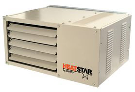 Heatstar HSU45NG 45,000 BTU Natural Gas Garage Heater