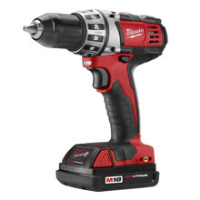 Milwaukee 2601-22 M18 Compact Drill Driver Kit