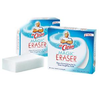 P&G 01278 Mr. Clean® Magic Eraser Duo, 4/Box