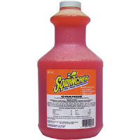 Sqwincher 030324 64 oz Liquid Concentrate, Orange,6/Cs.