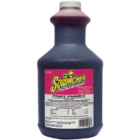 Sqwincher 030325 64 oz Liquid Concentrate, Fruit Punch,6/Cs.