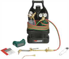 Firepower 0384-0990 150 Series Deluxe Oxy/Acetylene Tote Kit