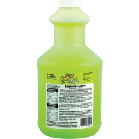 Sqwincher 050104 64 oz Lite Liquid Concentrate, Lemon-Lime,6/Cs.