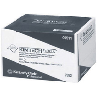 "Kimberly Clark 05511 Precision Wipes 4-2/5"" x 8-2/5"", 60 Boxes/280 ea"