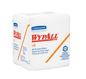 Kimberly Clark 05701 Wypall® L40 Wipers