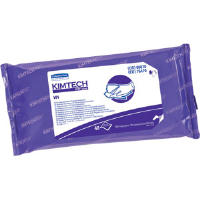 Kimberly Clark 06070 Kimtech Pure CL4 Pre-Saturated Wipers