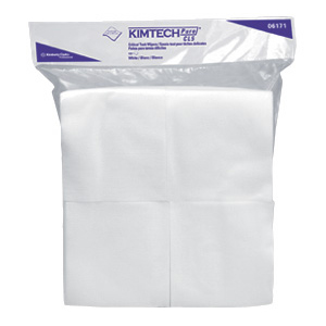 Kimberly Clark 06171 Kimtech Pure CL5 White Critical Task Wipers