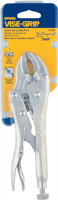 "Irwin 0702L3 Vise-Grip 7""Curved Jaw Locking Pliers w/ Wire Cutter 7WR"