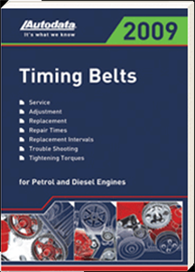 AutoData 09-180SP 2009 Spanish Timing Belt Manual