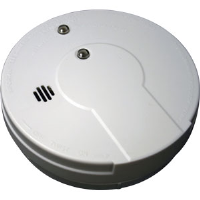 Kidde 0916E Ionization Smoke Alarm w/Hush (DC)