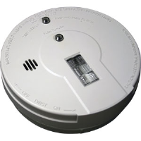 Kidde 0918E Ionization Smoke Alarm w/Exit Light (DC)