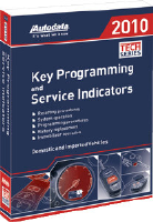 AutoData 10-420 2010 Key Programming & Service Indicators Manual