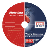 AutoData 10-CDX640 Wiring Diagrams DVD - Engine Management System