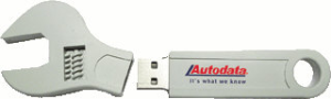 AutoData 10-USB650 USB Flash Drive Wiring Diagram - Body System, Audio/Visual and Climate Control