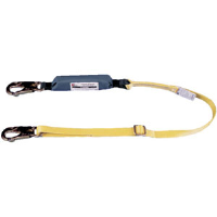 MSA 10021663 Dyna-Brake® 6' Shock Absorbing Lanyard