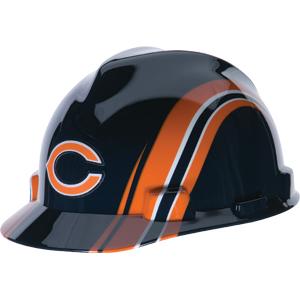 MSA 10098029 Officially Licensed NFL V-Gard® Hard Hats 2c285f139028