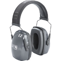 Sperian 1010923 Leightning® Noise Blocking Earmuffs,L2, Headband, 27 NRR