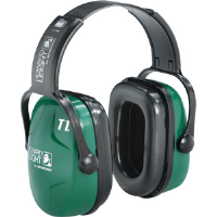 Sperian 1010928 Thunder® Noise Blocking Earmuffs,T1, Headband, 26 NRR
