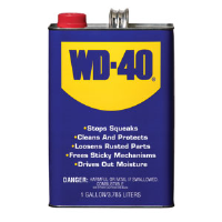 WD-40 10110 WD-40® Bulk Liquid 1 Gallon Can