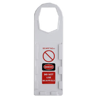Brady 104111 Scafftag® White Holders