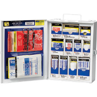 First Aid Only 1050-FAE-0103 112-Piece General Business Kit (Metal)