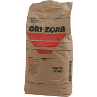 SPC DZ100 Dri-Zorb® All Natural Corncob Loose Granular