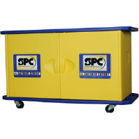 SPC SC-3000 Sorbent Center Cabinets