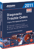AutoData 11-340 2011 Trouble Code Manuals