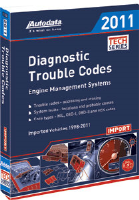 AutoData 11-350 2011 Trouble Code Manuals