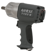 "AirCat 1100-K Kevlar Composite 1/2"" Impact Wrench"