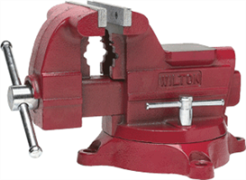 "Wilton 11127 Utility Vise 5-1/2"" Jaw with Swivel Base"