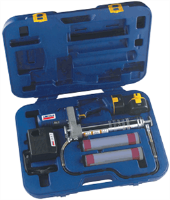 Lincoln Industrial 1244 12 Volt Standard PowerLuber Kit, 2 Bat.