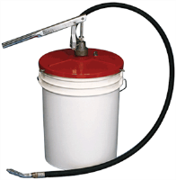 Lincoln Industrial 1293 Manual Gear Lube Bucket Dispenser