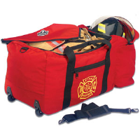 Ergodyne 13205 Arsenal® 5005W Wheeled Fire & Rescue Gear Bag