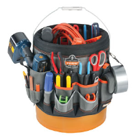 Ergodyne 13760 Arsenal® 5860 56-Pocket Bucket Organizer